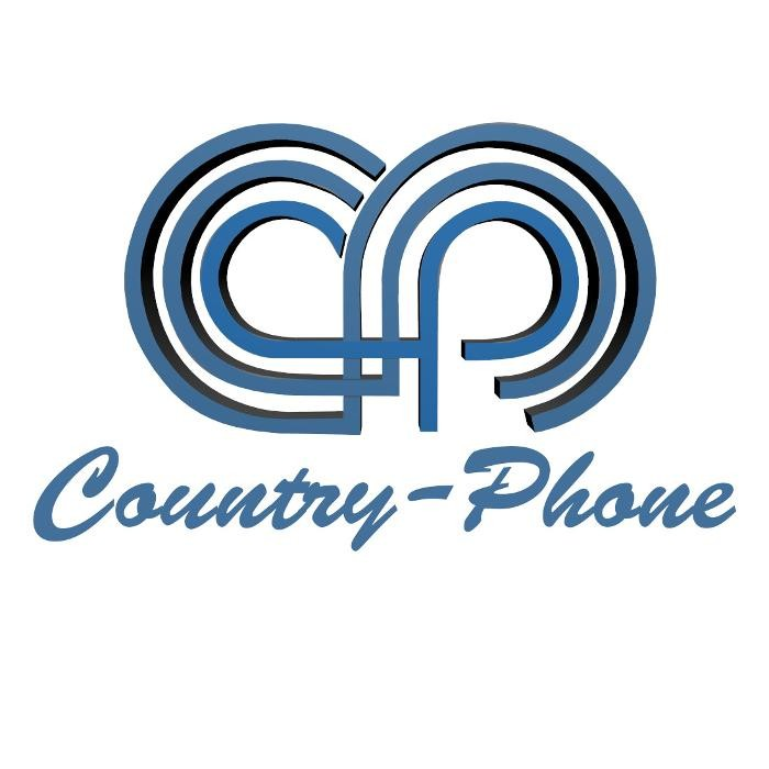Country-Phone Logo