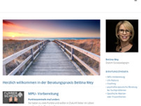 MPU Vorbereitung Frankfurt website screenshot