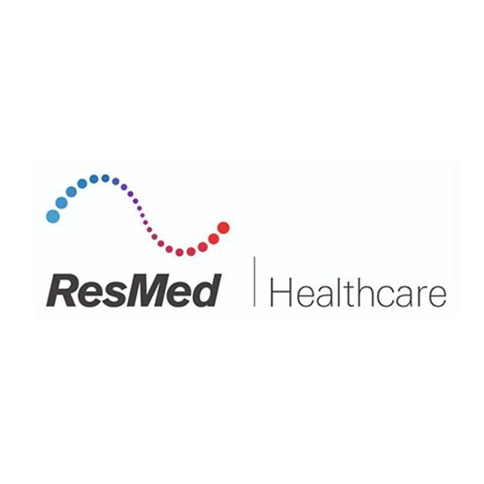 ResMed Healthcare Filiale Essen Logo