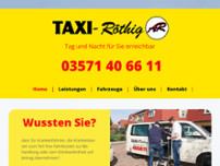 taxi weißwasser