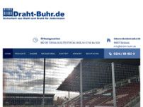 Gitterfabrik Bochumer Drahtwaren- und website screenshot