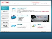 Mitro GmbH website screenshot