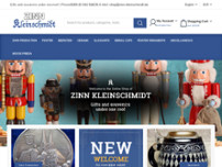 Zinn Kleinschmidt e.K. website screenshot