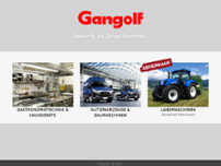 Gangolf GmbH website screenshot