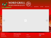 Nordgrill Inh. Wilma Kanstein website screenshot
