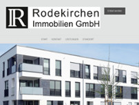 Rodekirchen Immobilien GmbH website screenshot
