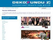 DEKO-funduz website screenshot