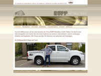 RUPP Schlossermeister GmbH website screenshot