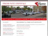 Lyngby Auto Center Aps I Kongens Lyngby Christian Xs Allé 17 A