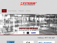 Fiterm website screenshot