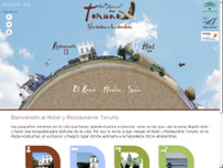 Hotel-Restaurante Toruño website screenshot