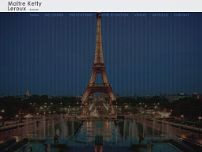 Maître Ketty Leroux website screenshot
