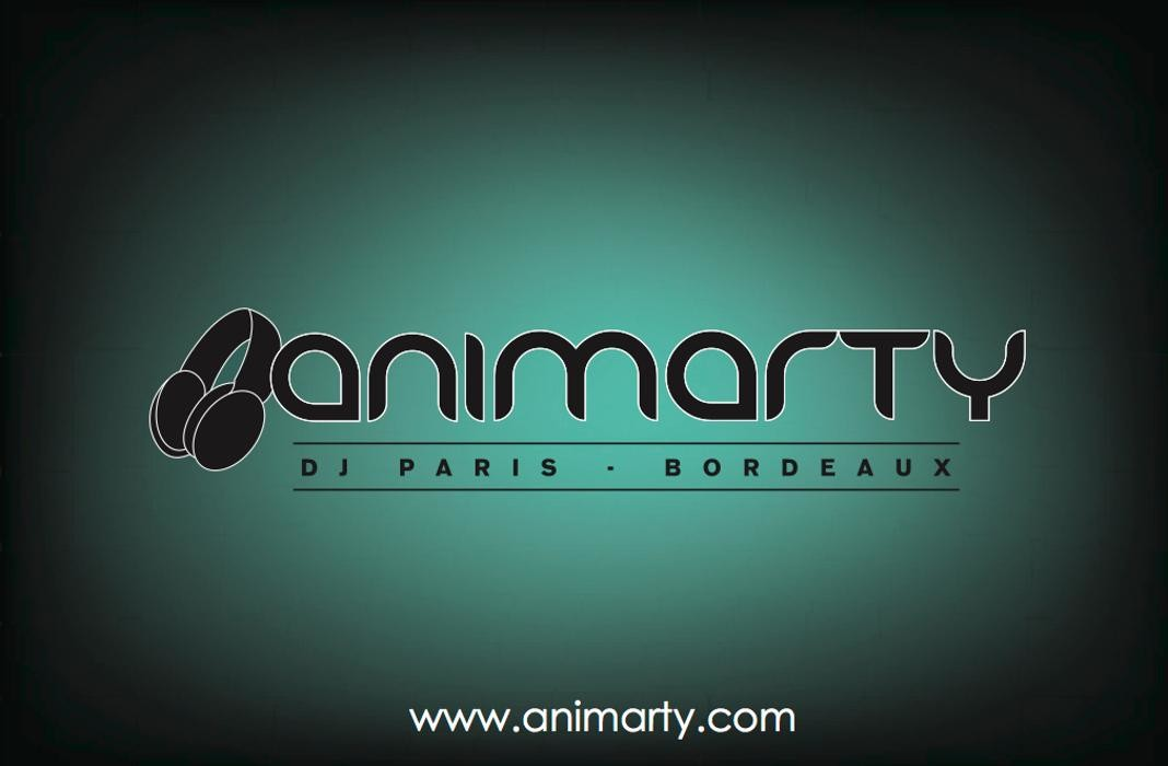 ANIMARTY DJ Logo
