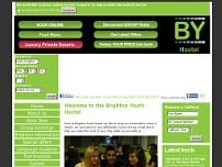 SoBo Brighton website screenshot