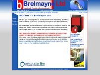 BRELMAYNE LIMITED website screenshot