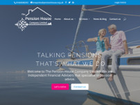 The Pension House Company Limited website screenshot