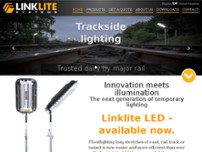 Linklite Systems Ltd website screenshot