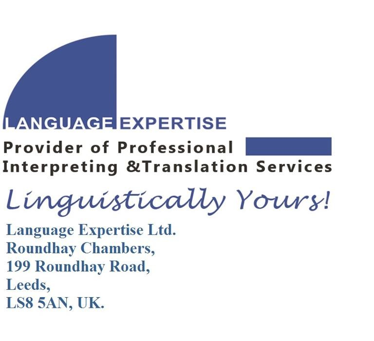 Language Expertise Ltd Logo