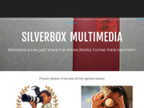 Silverbox Films Ltd website screenshot