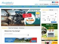 HIMACHAL HOTELS website screenshot
