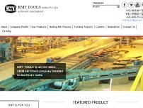 Rmt Tools (India) Pvt.Ltd website screenshot
