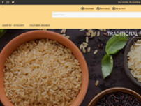 Chennai Food Bag website screenshot