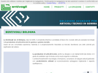 Bentivogli website screenshot
