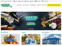 MIX Markt website screenshot