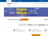 TELCEL BUENAVISTA website screenshot