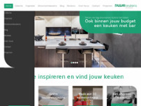 Nuva Keukens Tilburg : Nuva keukens in tilburg aphroditestraat keukenspeciaalzaken