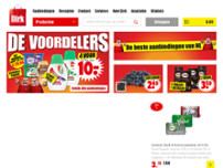 Dirk van den Broek website screenshot