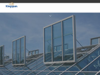 Kingspan Light +Air website screenshot