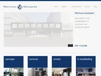 Manhave Bv website screenshot