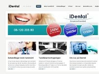 EE Dentistry at Large website screenshot