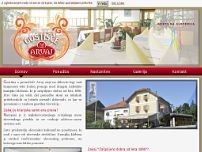 Gostišče Arvaj, Ivana Arvaj s.p. website screenshot