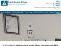 Mental Health Clinics Bloomfield Nj Opendi