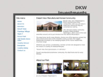 Desert View Manufactured Home Community