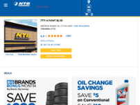 Ntb National Tire Battery In Winston Salem 7771 N Point Blvd