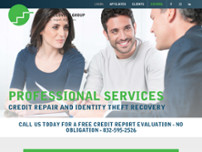 Credit Recovery Group, Inc website screenshot