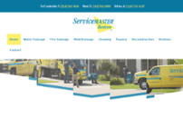 ServiceMaster by Reed Miami website screenshot