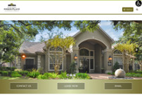 Midtown Arbor Place Apartments in Houston, TX website screenshot