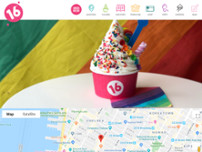 16 Handles website screenshot