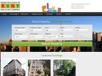 Knickerbocker Village NY, Inc website screenshot