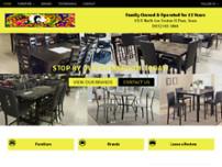 Mad Man Furniture. 1323 North Lee Trevino 79936 El Paso