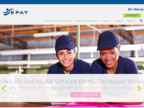EPAY Systems website screenshot