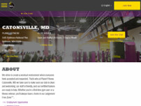 Screenshot For Planetfitness Gyms Catonsville