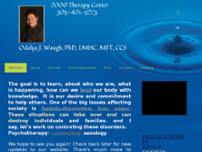 2000 Therapy Center website screenshot