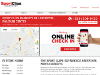 Great Clips In Lexington 3181 Beaumont Centre Cir Hair Salons In