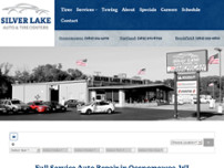 Silver Lake Auto Tire Centers Automotive Repair Service In Oconomowoc