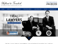 Hofland & Tomsheck website screenshot